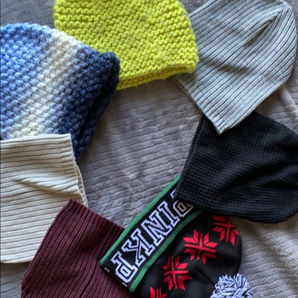 Cotton On Accessories - 7 beanies for the winter season!
